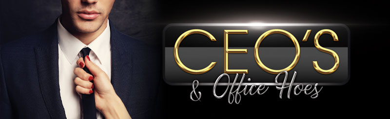 CEO's and Office Hoes Event Flyer PaperMoon Strip Club Washington DC